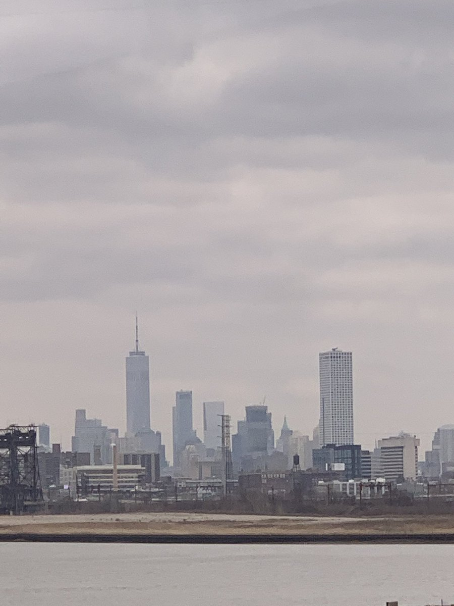 NYC from @Amtrak