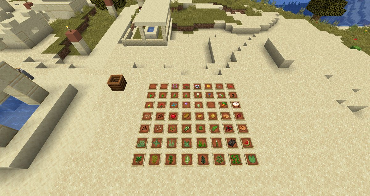 Minecraft News On Twitter Here Are All The Items That You Can Place In Composter And Will Fertilize Into Bone Meal Hy Composting Https T Co 86yxoysvvd