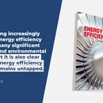 Image for the Tweet beginning: Why does efficiency's massive potential
