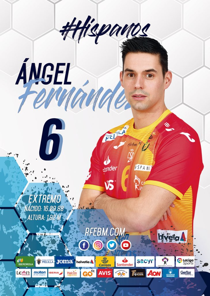 RFEBalonmano's photo on Macedonia
