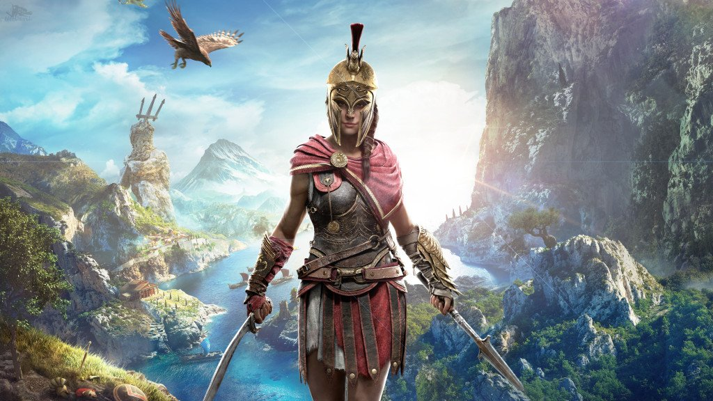 Whats that? A new blog? Yep, all about Assassin's Creed Odyssey, and the theory of evolution. http://purplereptiles.com/2018/11/13/has-assassins-creed-successfully-adapted-or-lost-its-identity/…