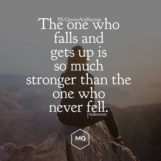 "Why I Don T Like Motivational Quotes: Motivational Quotes On Twitter: ""The One Who Falls And"