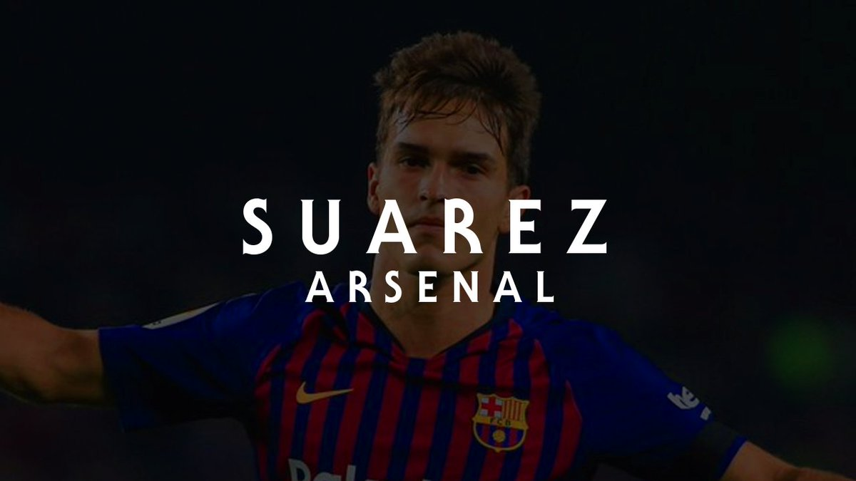 RT @GunnerNWS: #Arsenal please sign these two before the window ends #AFC #COYG https://t.co/lP40guhWqU