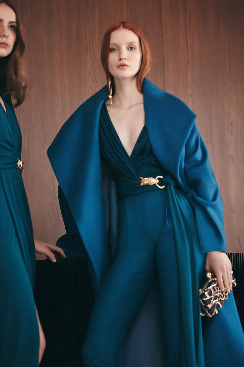 Take a look at the Elie Saab Pre Fall 2019 Collection