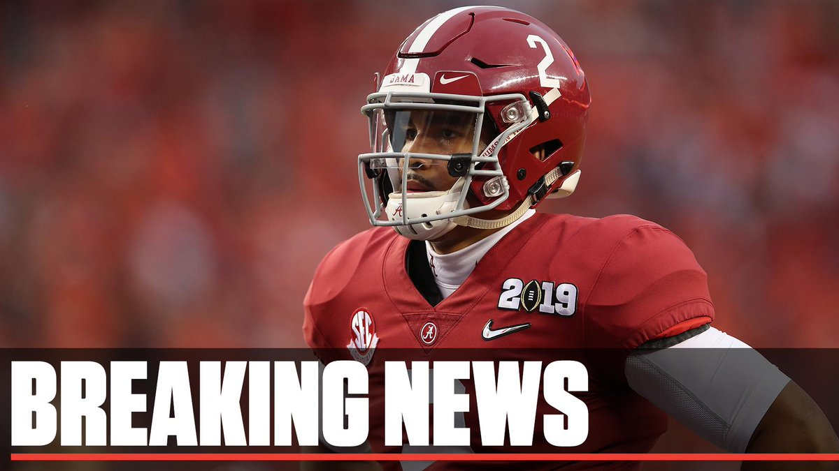 Jalen Hurts Now Officially Listed In Oklahoma's Student Directory
