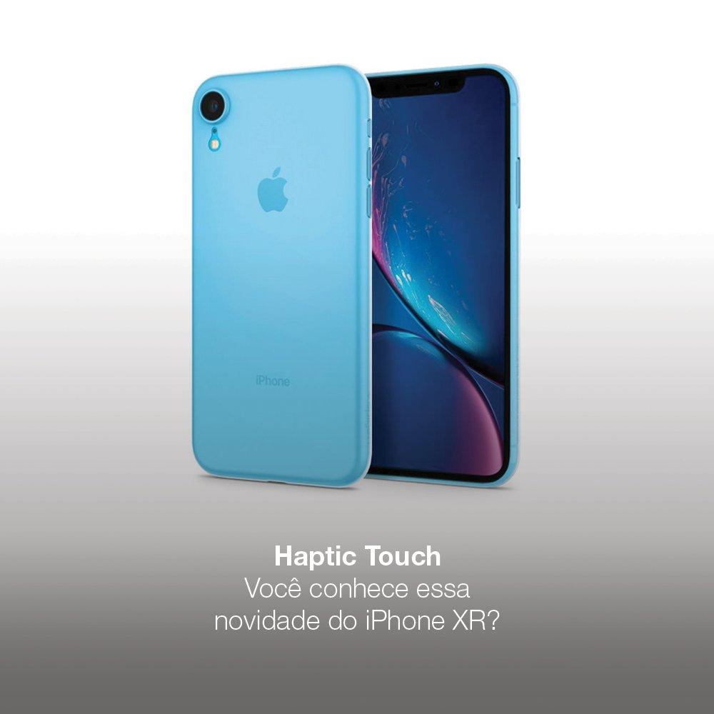 A nova tecnologia da Apple tem custo de produção reduzidos, requer toques mais suaves e tem múltiplas configurações. O Haptic Touche foi desenvolvido para substituir o 3D Touch e reduzir o valor dos últimos lançamentos de custo elevado. Confira a matéria completa no nosso blog. https://t.co/9FajSSXVSI