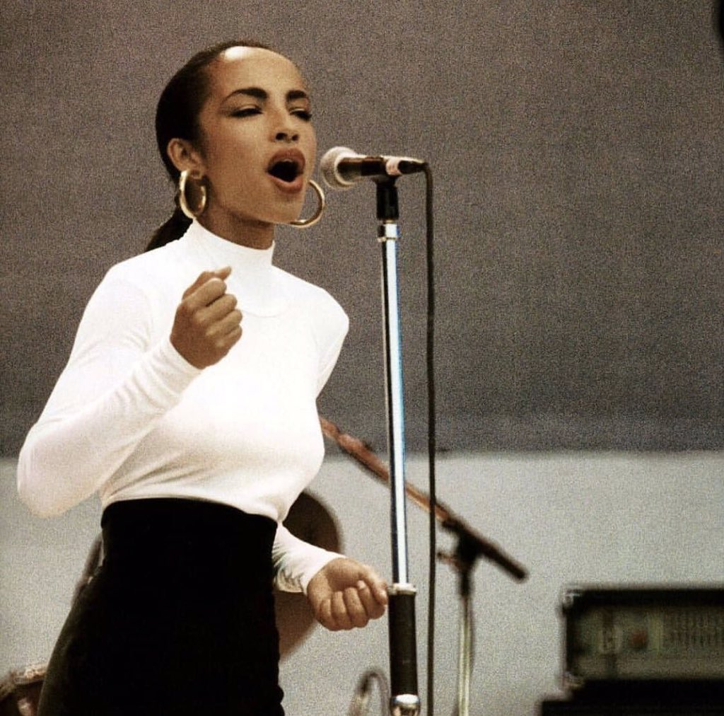 Sade Adu is the first Nigerian to win a Grammy award.  She is also the most successful Solo Artiste in British history, having sold over 110 music albums with over 50million sales.  Sade was born in Ibadan, Oyo State.  <br>http://pic.twitter.com/JKDAIb0owl