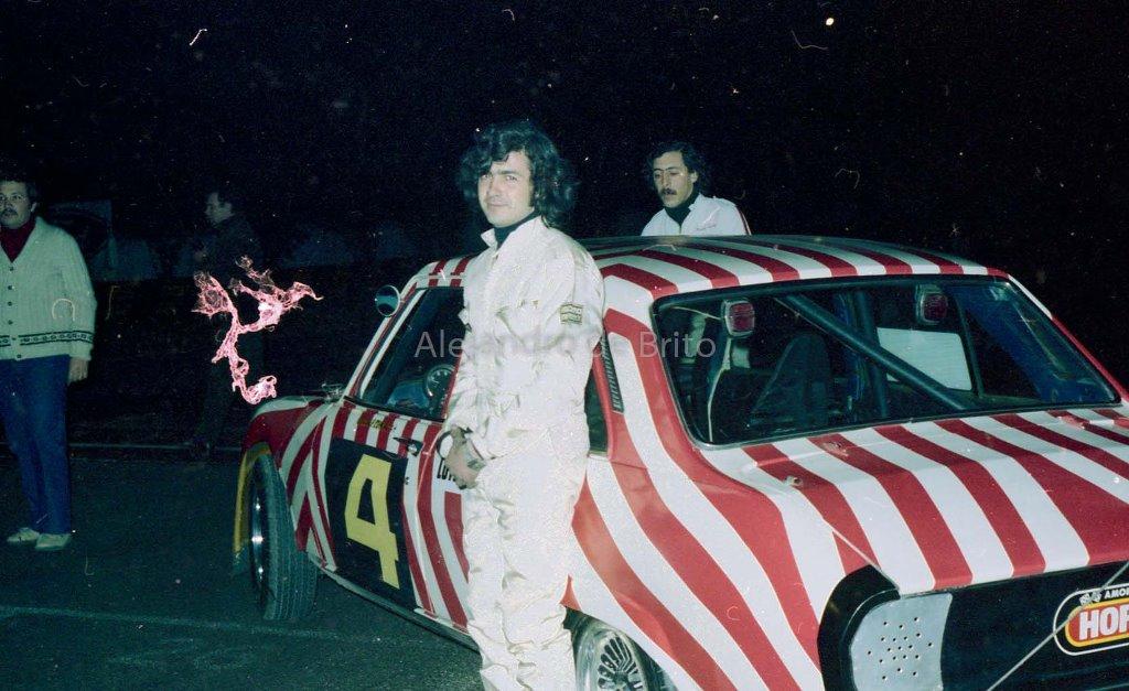 1ª carrera del TC-2000, Osvaldo Cunial,Peugeot 504, 1979 @SuperTC2000 @dcoronel @dzorrero @MercadoM75 @lonchilegnani
