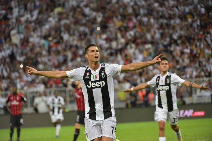 Grande, siempre grande Cristiano Ronaldo Foto