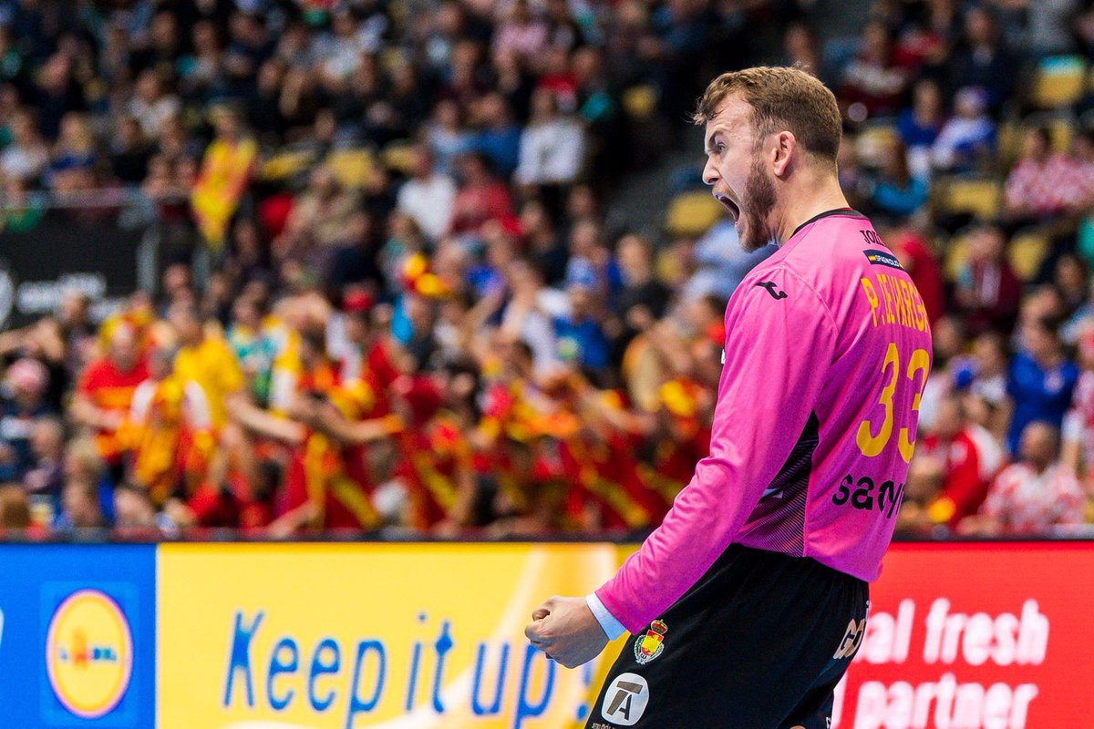 Barça Handbol's photo on Macedonia