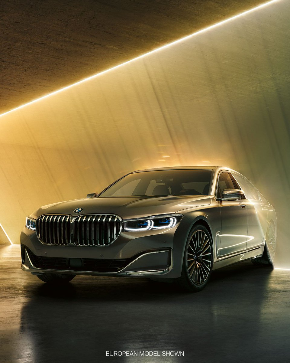 Bmw Usa On Twitter Presenting Our Most Luxurious Sedan The New 7
