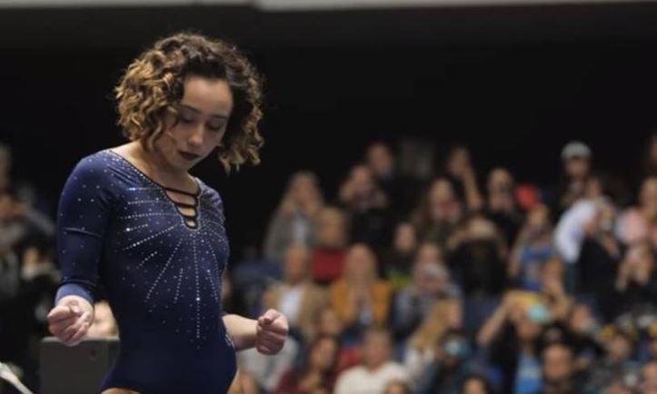 La triste historia detrás de Katelyn Ohashi, la gimnasta de la 'rutina perfecta' https://t.co/08d8NoU2UZ
