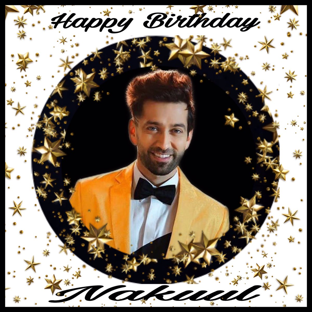 HAPPY BIRTHDAY SUPERSTAR #NakuulMehta !!!!!!! Wishing you a joyous day full of love, laughter and happiness! May this year bless you with all you desire personally and professionally! Love always  #HappyBirthdayNakuul<br>http://pic.twitter.com/KNazd5TZaw
