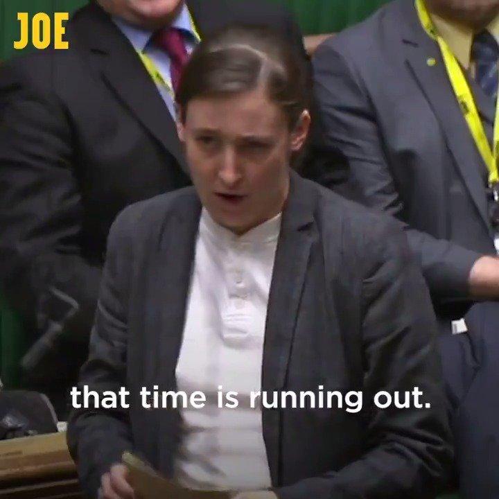 """""""I have never had confidence in this government""""  Mhairi Black takes down Theresa May, and Jeremy Corbyn"""