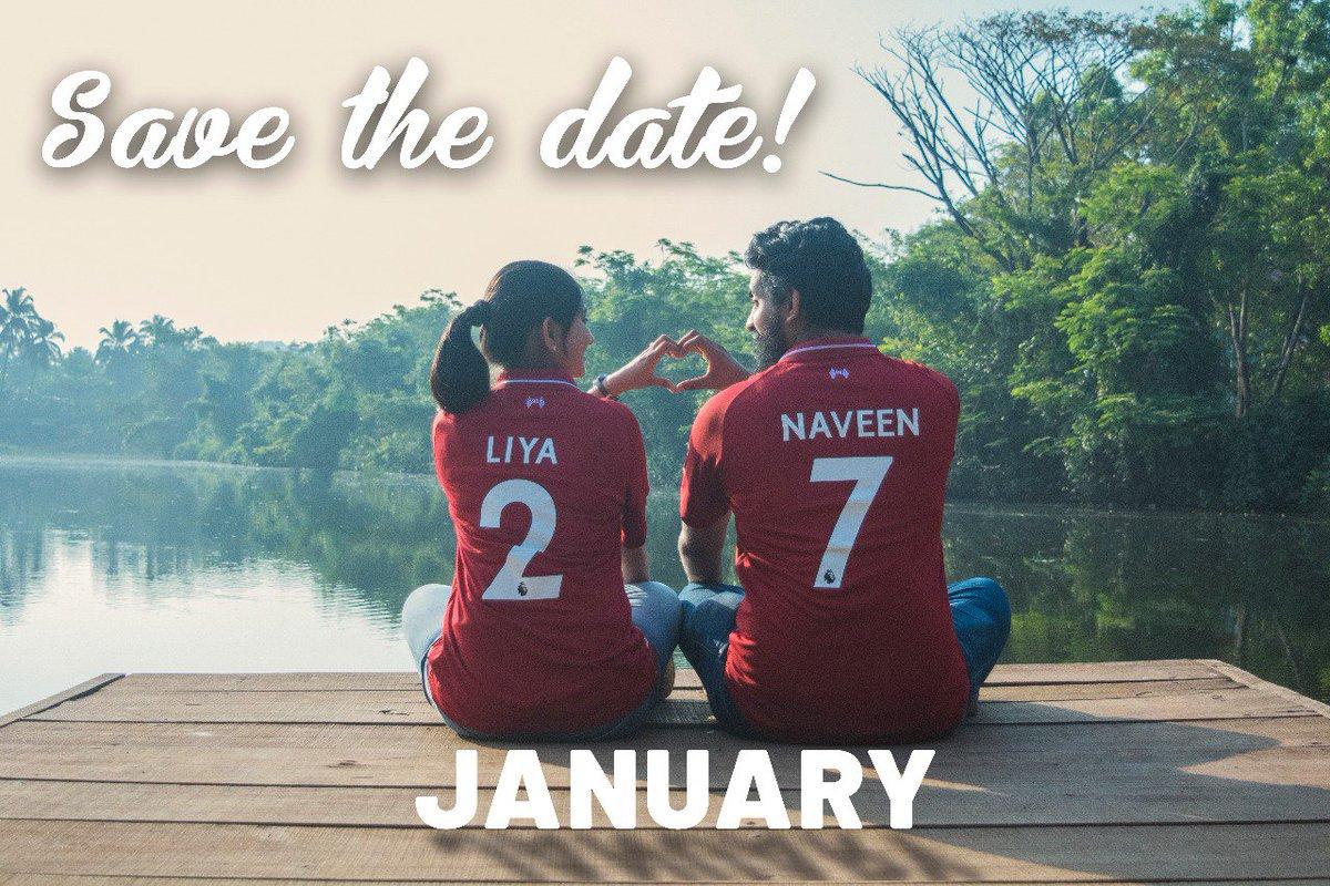 #SaveTheDate #CoupleGoals #Liverpool #LFC #YNWA