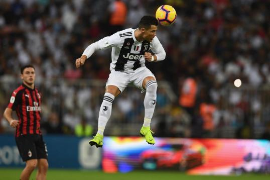 Watch: Cristiano #Ronaldo gives #Juve lead vs #Milan in Supercoppa http://dlvr.it/QwqM9w