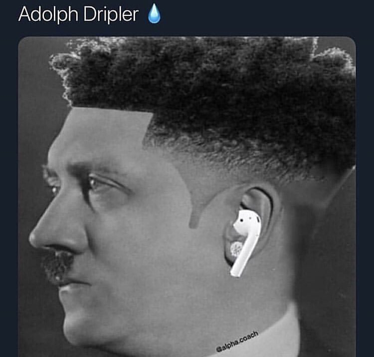When people comment on your AirPods #AirPods #meme #History<br>http://pic.twitter.com/N6UtrspYes