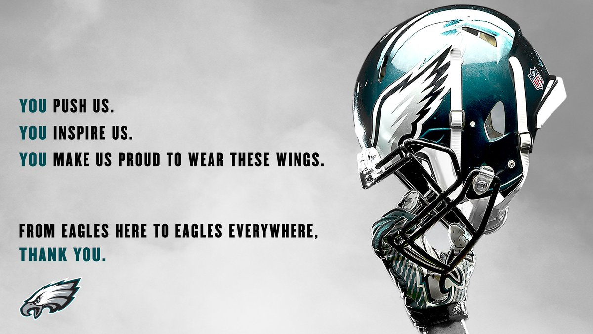 Philadelphia Eagles @Eagles