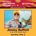 Image for the Tweet beginning: Jimmy Buffett & the Coral