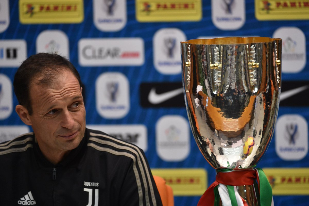 Forza Juventus's photo on Allegri