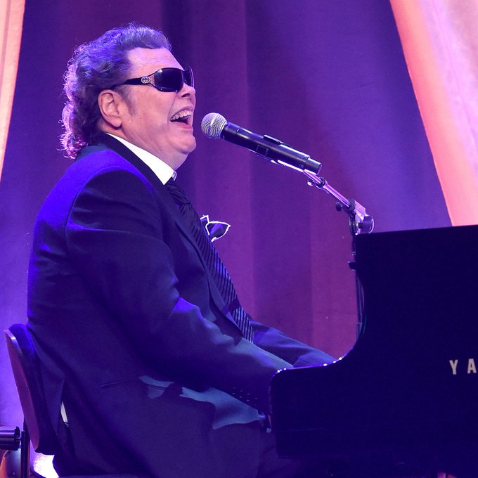Happy birthday, Ronnie Milsap! The country legend is celebrating his 76th birthday today ...