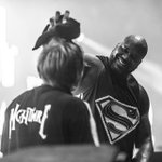 Image for the Tweet beginning: Caption this @nghtmre x @shaq