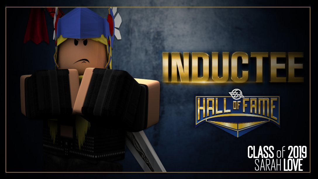 HALL OF FAME!  We are proud to welcome the THIRD inductee to our 2019 Hall of Fame! Perhaps the greatest female superstar to step between the ropes, it is our honour to welcome @sarah_quisha to this years class!  #CCW #HallOfFame<br>http://pic.twitter.com/x1dA37SMWw