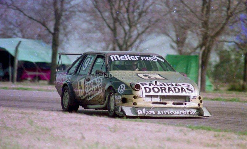 Silvio Oltra, VW Carat, 1992, TC-2000, @SuperTC2000