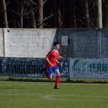O noso dianteiro xuvenil, Iván Dragoevich Ibañez incorpórase a partir de esta semana, ao CD As Pontes da Liga Galega Xuvenil.