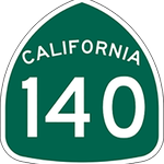 Image for the Tweet beginning: #TrafficAlert Mariposa County SR-140 will