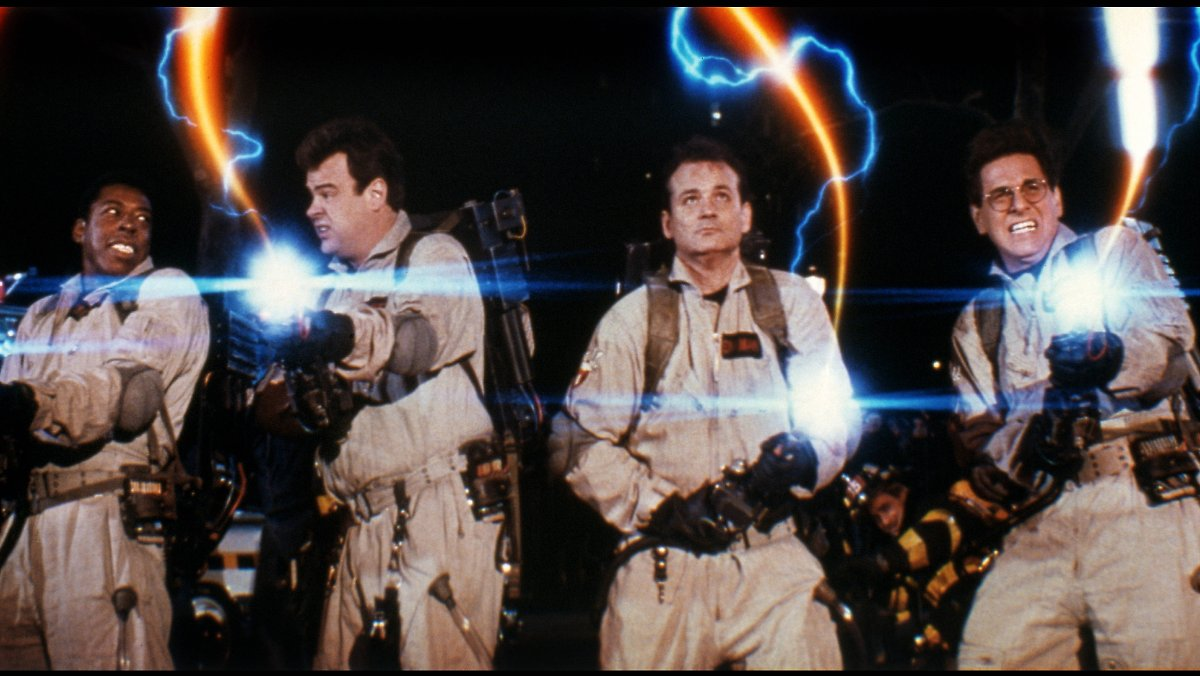 + Die 'Ghostbusters' kehren zurück ins Kino https://t.co/FWspdk3WrU