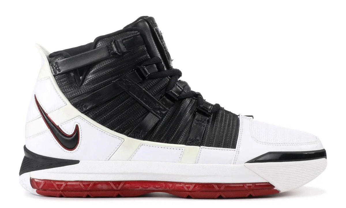 'Home' Nike LeBron 3s rumored to return next month: https://t.co/YXhd4AfTsw