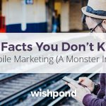 104 Facts You Don't Know About Mobile Marketing (A Monster Infographic) https://t.co/bfpgWMddXH