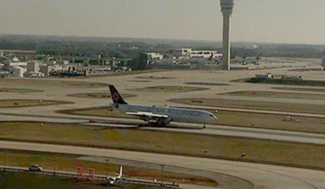 Web Cam Frankfurt Flughafen