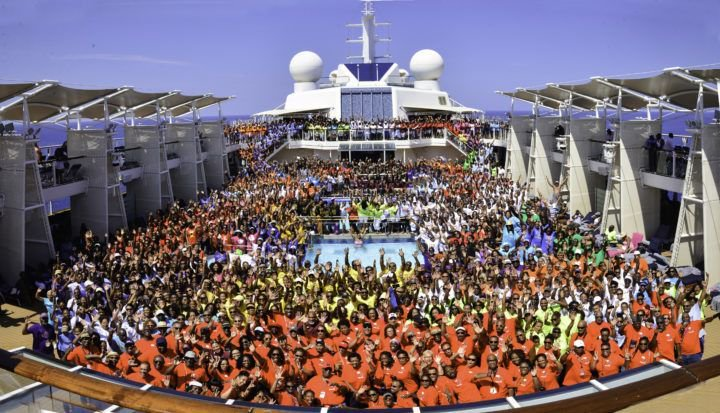 Meet the founder of the world's FIRST black-owned cruise: bit.ly/2FvsIG6