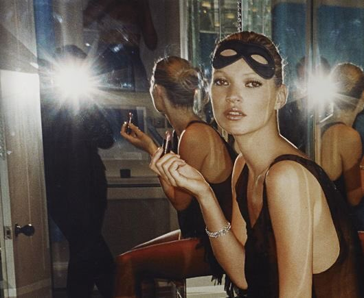 awesome things happen when you choose to stop being a miserable cow - kate moss  happy birthday to an icon