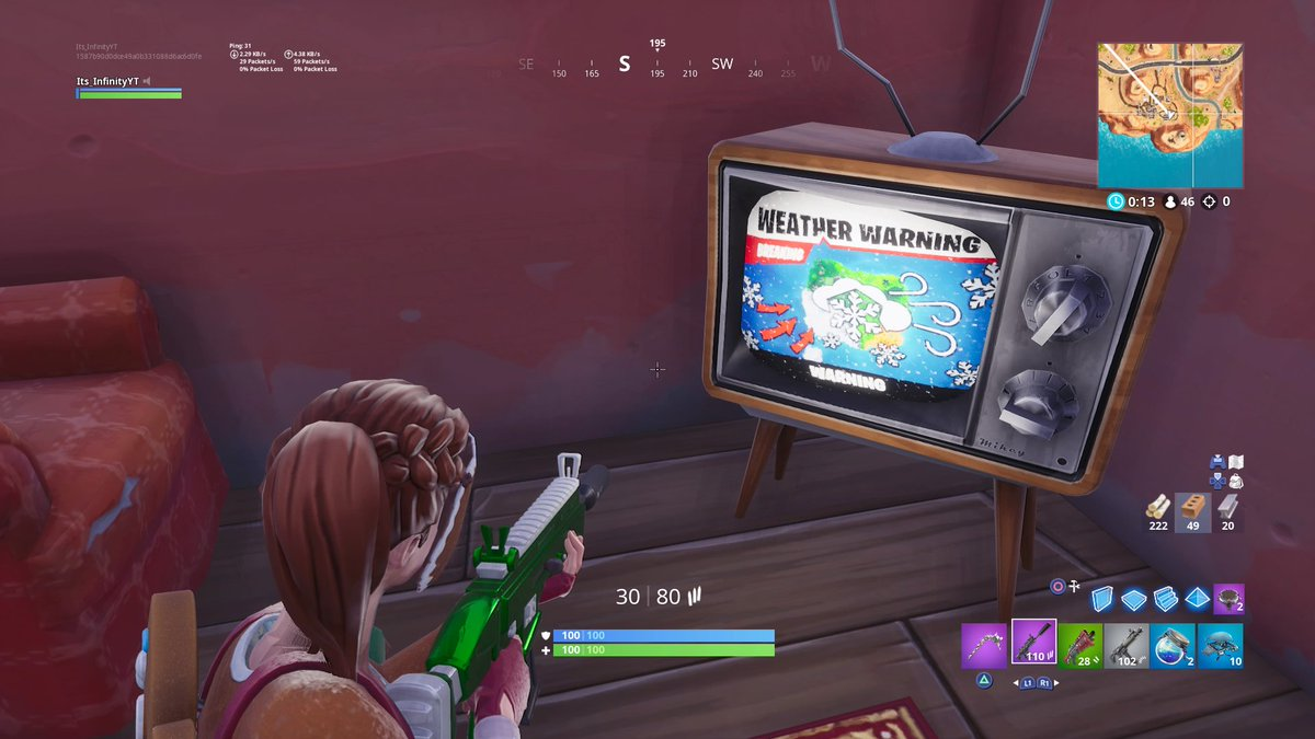 New Winter Storm Warning on TV @TheCampingRush #PS4share<br>http://pic.twitter.com/HC25lMMkXv