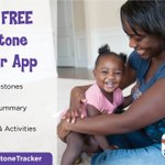 Image for the Tweet beginning: Attention #pediatricians: CDC's FREE #MilestoneTracker
