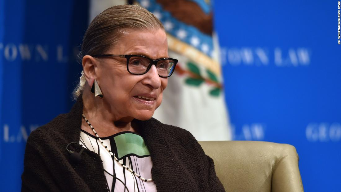 Justice Ruth Bader Ginsburg cancels two upcoming events https://t.co/hRpvaydJNp