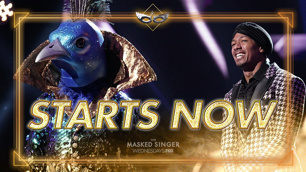 Can you guess the celebrities behind the mask? Tune in TONIGHT at 9/8c to @MaskedSingerFOX and guess along! #TheMaskedSinger starts now!