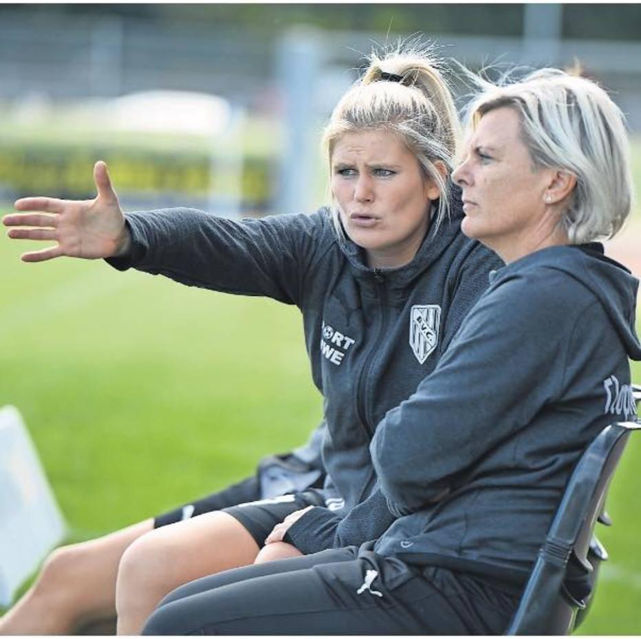 >@esportefera Primeira treinadora mulher na Alemanha se irrita com pergunta de repórter https://t.co/FZY3okCnl6
