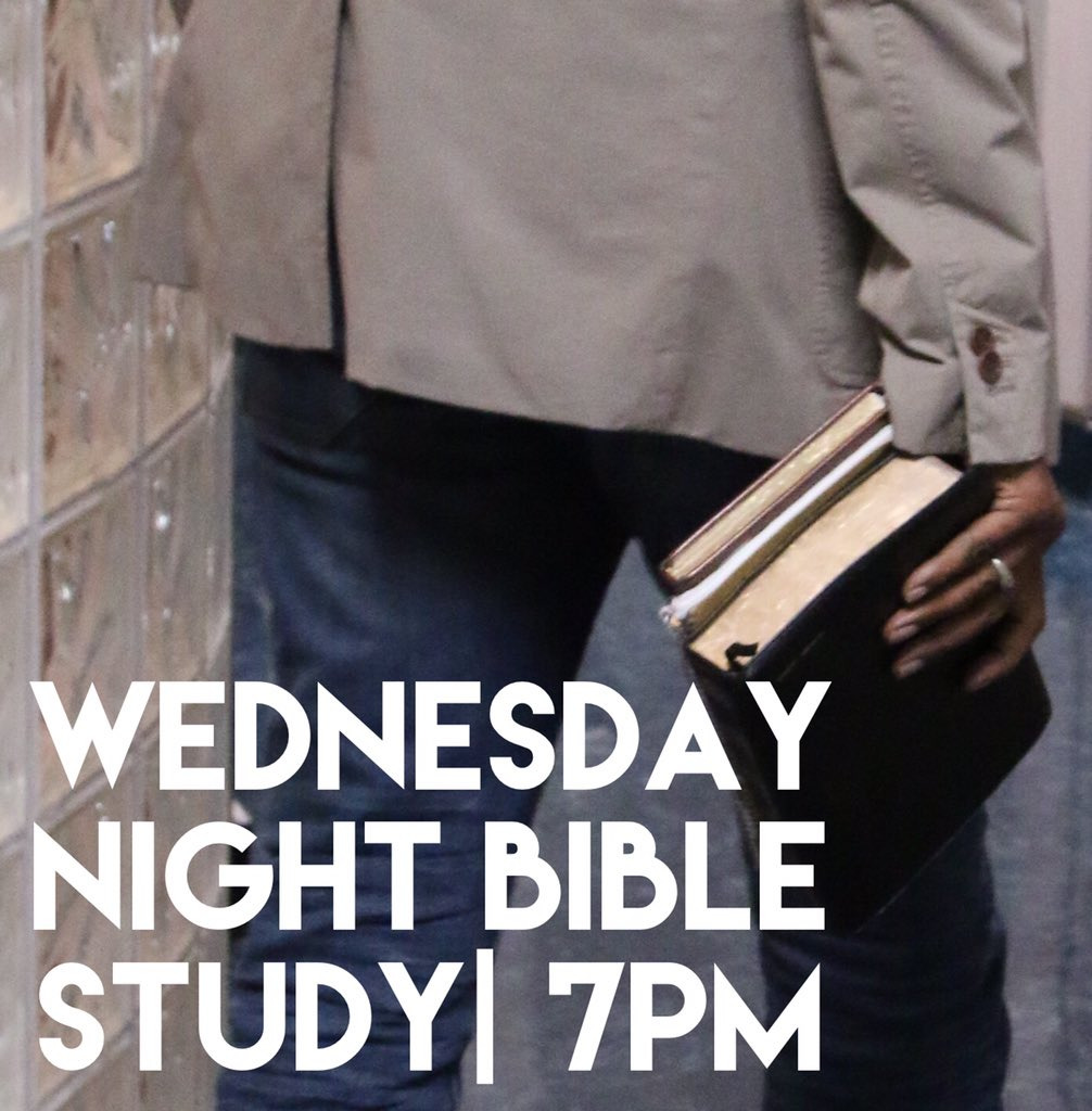 """You have tried it your way - now try it God's way! Come and receive the living Word as we begin a study entitled """"Freedom from the Heart."""" Bible Study begins at 7 pm, in the Dome.  #BibleStudy  #WorldChangers  #WorldChangersChurchInternational"""