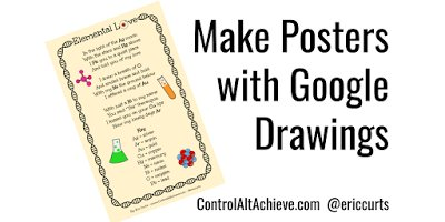 RT <a target='_blank' href='http://twitter.com/ericcurts'>@ericcurts</a>: Making Posters with Google Drawings <a target='_blank' href='https://t.co/b9uZk7QP9p'>https://t.co/b9uZk7QP9p</a> <a target='_blank' href='http://search.twitter.com/search?q=edtech'><a target='_blank' href='https://twitter.com/hashtag/edtech?src=hash'>#edtech</a></a> <a target='_blank' href='https://t.co/3oKjWLfxMI'>https://t.co/3oKjWLfxMI</a>