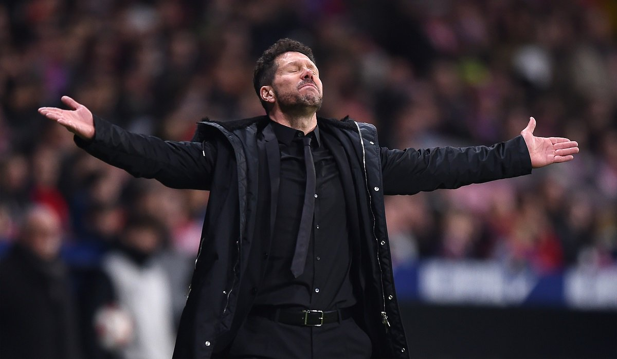 Atletico Madrid have only ever played Girona five times - all coming in the past two seasons:  ➖ 2-2 ➖ 1-1 ➖ 1-1 ➖ 1-1 ➖ 3-3   Notice a trend?