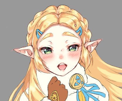 I changed his face, now I like the more  I show you this advance &lt;3 I already want to finish it ahh &lt;3  Everything is with my tablet! I love hair &lt;3  #wip #Fanart #Zelda #Botw #Digitalart #TheLegendofZelda #BreathoftheWild #tloz #loz<br>http://pic.twitter.com/ZhzMpMsMHF