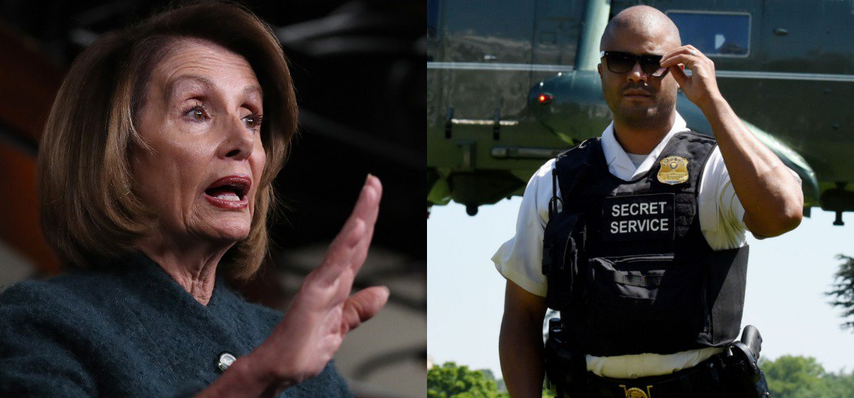 Secret Service Official: Pelosi Never Contacted Us For Security Plan Before Canceling Trump Speech https://t.co/BbdEMWyYrJ
