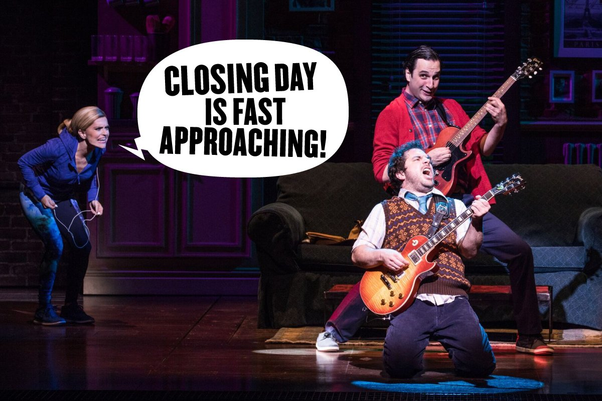 School of Rock (@SoRmusical) | Twitter