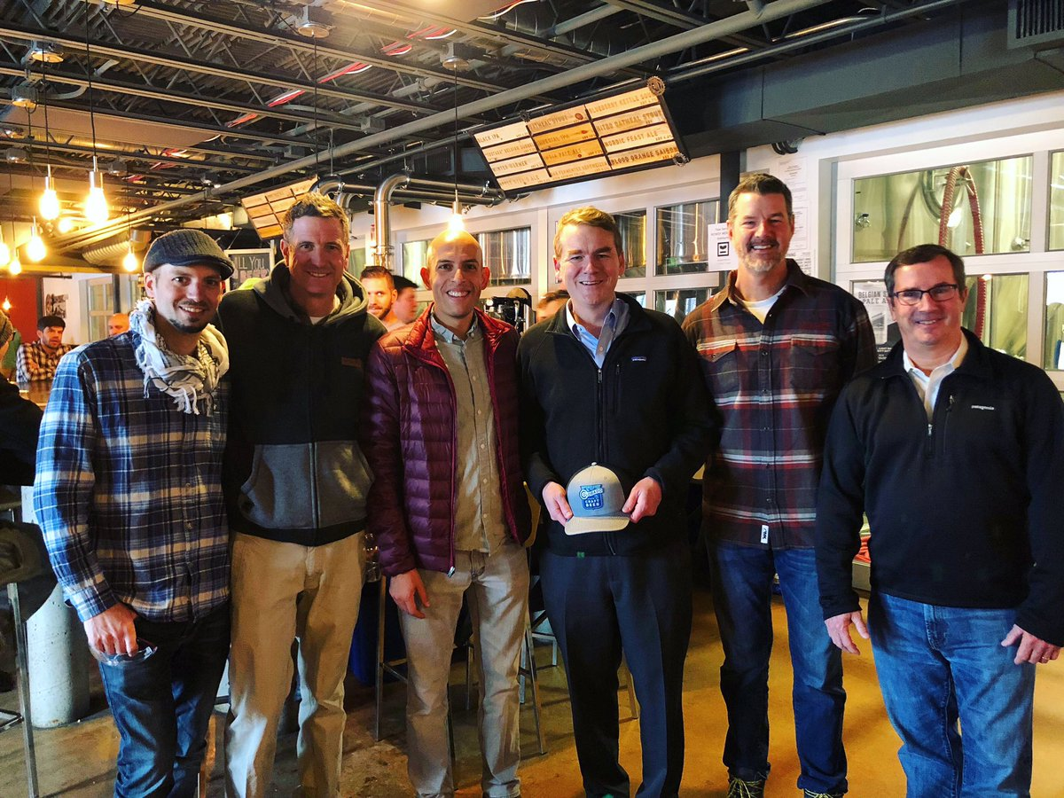 As the shutdown drags on, Colorado breweries like @upslope—which I visited last year—face uncertainty over new beer launches & stand to lose thousands in revenue. It's far past time to reopen the government. Today I called on  to @USTreasurytake action: https://t.co/aWssQNG7Fi