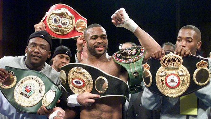 Happy 50th birthday to arguably the greatest man to ever lace a pair of boxing gloves, Roy Jones Jr.