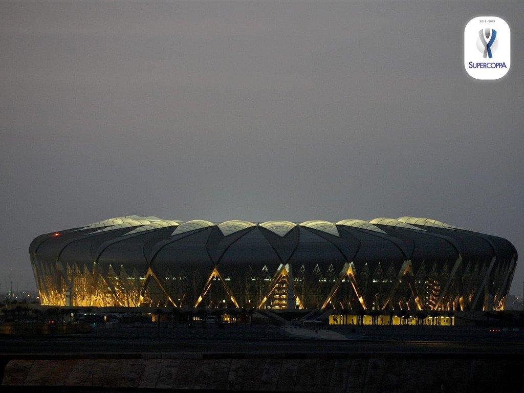 Luci spente sul King Abdullah Sport City Stadium. Arrivederci Jeddah! // Lights off on King Abdullah Sport City Stadium.  Goodbye Jeddah!